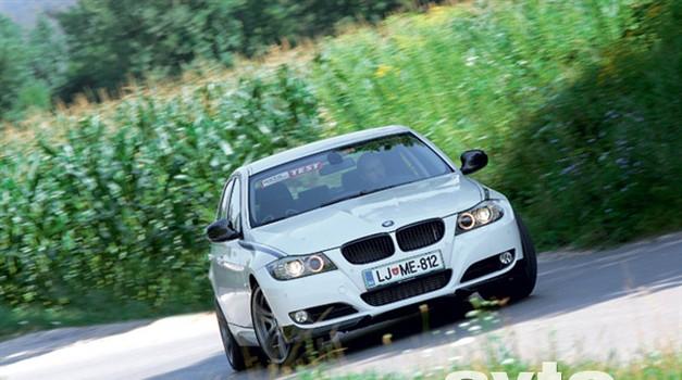 BMW 325d Performance