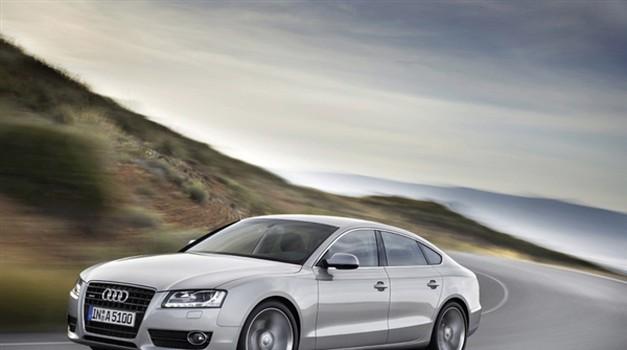 Audi A5 Sportback naprodaj v Sloveniji (foto: Audi)