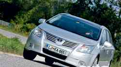 Toyota Avensis Wagon 2.0 VVT-i