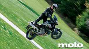 Test: KTM 990 Supermoto T
