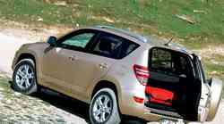 Toyota RAV4 2.2 D-4D (110 kW) Executive