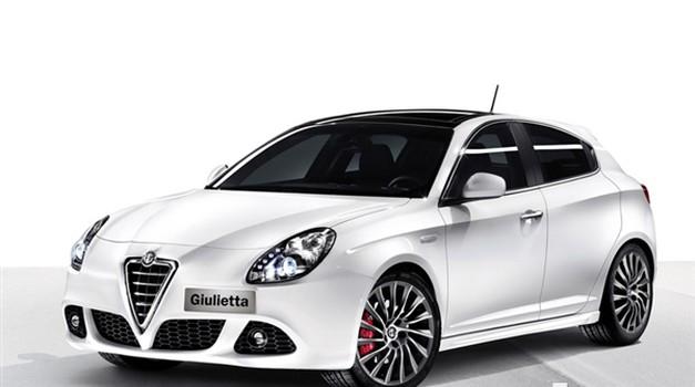 Nova lepotica iz Italije: Alfa Romeo Giulietta (foto: Alfa Romeo)