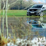 Mazda CX-7 (foto: Aleš Pavletič)