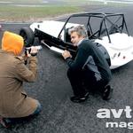 Dirkaški test: Westfield SE AeroRace 175