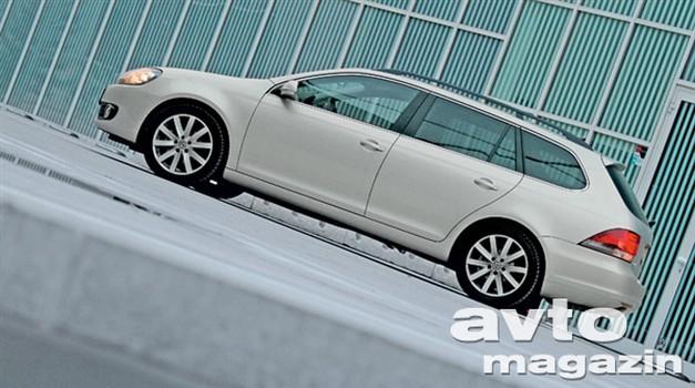 Test: Volkswagen Golf Variant 1.4 TSI