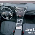 Subaru Legacy SW 2.0D Sport