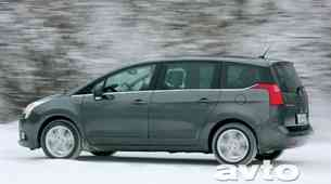 Test: Peugeot 5008 2.0 Hdi (110 kW)