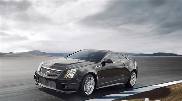 Cadillac CTS-V Coupe (foto: Cadillac)