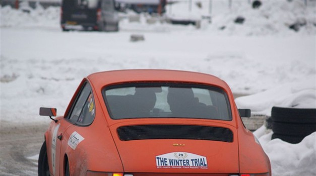 Winter trial 2010 (foto: Erik Logar)