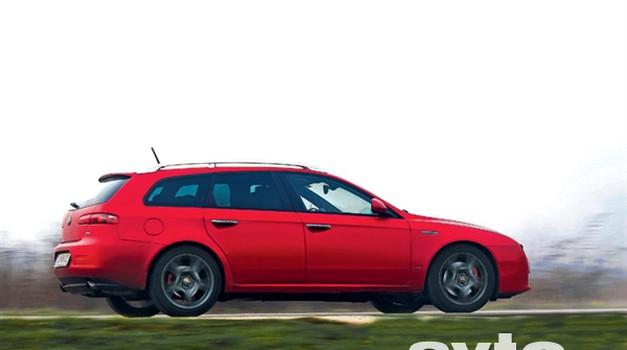 Alfa Romeo 159 Sportwagon 1750