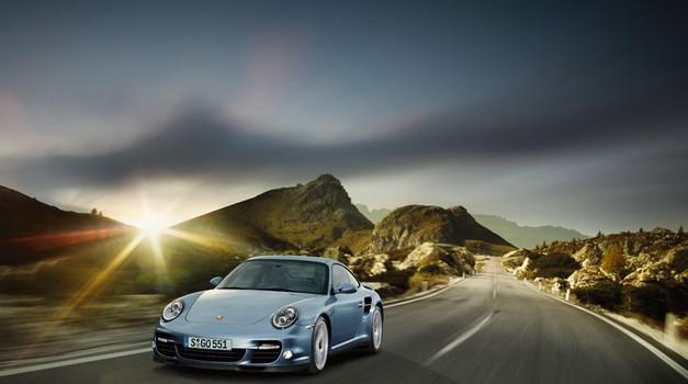 Porsche 911 Turbo S (foto: Porsche)