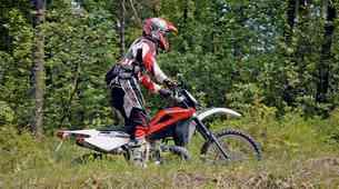Podaljšan test: Husqvarna WR 250 (2008)
