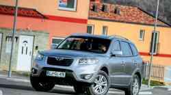 Test: Hyundai Santa Fe 2.2 CRDi 4WD AT Limited