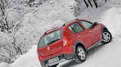 Test: Dacia Sandero 1.6i Stepway