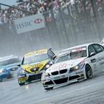BMW je z ohromljeno zasedbo sezono 2010 začel plešoče. (foto: WTCC)