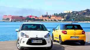 Novo v Sloveniji: Citroën DS3