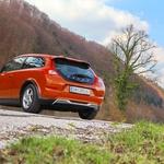Volvo C30 1,6D DRIVe start/stop (foto: Matej Grošelj)