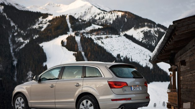 Prenova za Audi Q7 (foto: Audi)