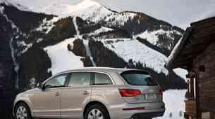 Prenova za Audi Q7