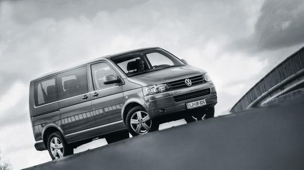 Volkswagen Transporter Kombi (foto: Saša Kapetanovič)
