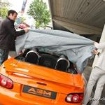 Zaključek akcije 'Spedenaj moj avto' (foto: Boštjan 'Poprček' Vidrajz)