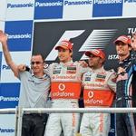 McLaren je z dvojno zmago prevzel vajeti konstruktorskega prvenstva. (foto: Moštva)