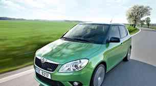 Škoda Fabia (Combi) RS