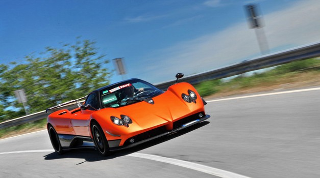 Video: Pagani Zonda F Clubsport (foto: MaG)