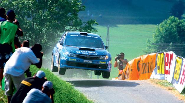 Reli DP: 8. Škoda Rally Maribor (foto: Saša Kapetanovič)