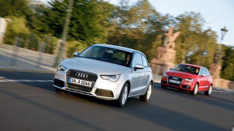 Audi A1 (foto: Audi)