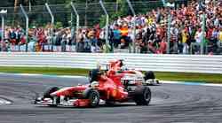 Formula 1: VN Nemčije