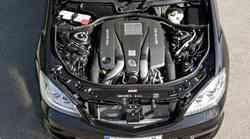 Novi motor 5.5 V8 v S 63 AMG