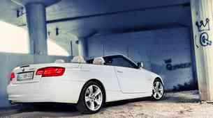 BMW 325d Cabrio