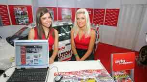 Auto motor show odprl vrata za obiskovalce