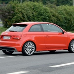 Audi S1 (foto: Automedia)