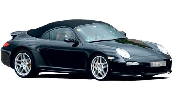 Porsche: Pestra prihodnost (foto: Lehmann)