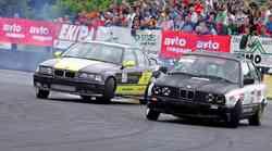 Videoreportaža: 3. dirka AM drift pokala
