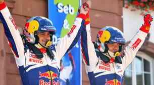 Loeb še sedmič svetovni prvak v reliju