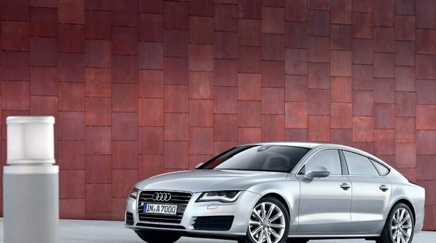Audi A7 Sportback (foto: Tovarna)