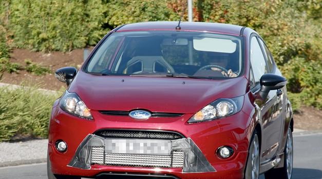 Ford Fiesta ST že v Evropi (foto: Automedia)