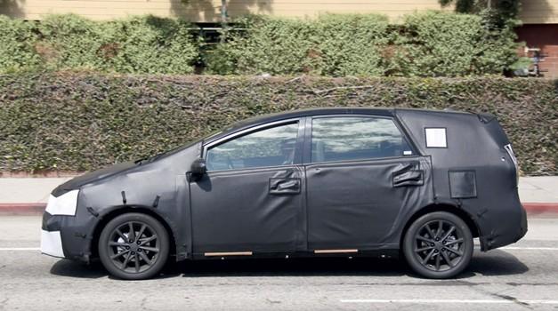 Toyota Prius kot enoprostorec (foto: Lehmann Photo-Syndication)