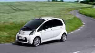 Vozili smo: Citroën C-Zero