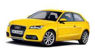 Razkrivamo: Novi Audi A3