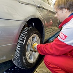 Test zimskih gum Auto motor & sport (foto: AM&S)