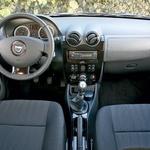 Dacia Duster (foto: Vinko Kernc)