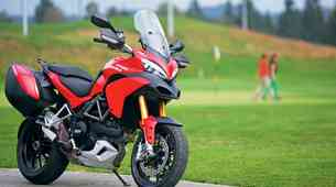 Ducati Multistrada 1200 S