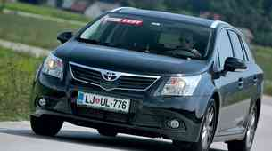 Toyota Avensis Wagon 2.0 D-4D (93 kW) Business