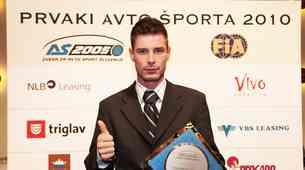 Prek postal slovenski avtomobilist leta 2010