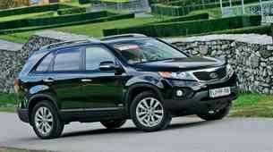 Kia Sorento 2.2 CRDi (145 kW) 4WD Platinum A/T