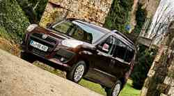 Novo v Sloveniji: Fiat Doblò tudi kot osebni avtomobil